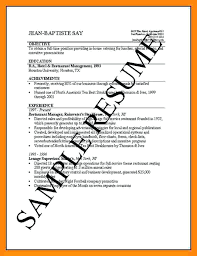 format on how to make a resume writing a simple resume how to write a simple to make simple resume