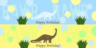 party dinosaurs dinosaur themed birthday party