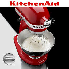 Kitchenaid Artisan Mixer by Kitchenaid Artisan Stand Mixer Set 1 Empire Red Cookfunky
