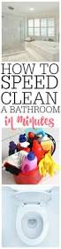 how to speed clean a bathroom in minutes frugally blonde