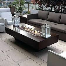 Rectangle Fire Pit - fire pits fire pit table stainless steel rectangular fire pit fire