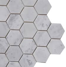 heart shaped porcelain mosaic tile backsplash ppmt022 pebble stone