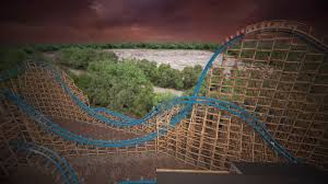 Six Flags Over Georgia Parking Six Flags Over Georgia To Debut Twisted Cyclone Hybrid Roller
