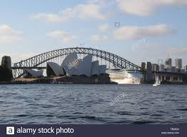 sydney australia 8 january 2016 the biggest cruise ship to be