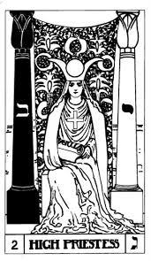 68 best tarot high priestess images on pinterest appliques