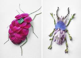 Wildflower Arrangements by Insect Flower Arrangements By Raku Inoue Colossal