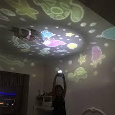 Solar System Night Light Planet Night Light Projector Ghost Study