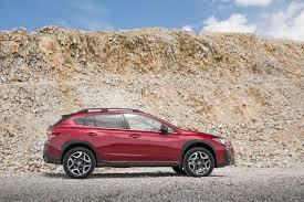 2017 subaru crosstrek white 2018 subaru crosstrek first drive review automobile magazine
