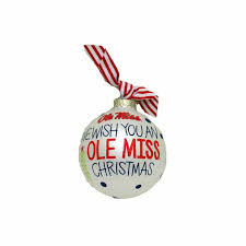 ole miss ornaments rainforest islands ferry