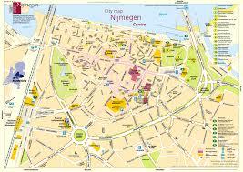 Holland On World Map by Nijmegen Maps Netherlands Maps Of Nijmegen