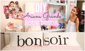diy ariana grande room decor cheap simple youtube