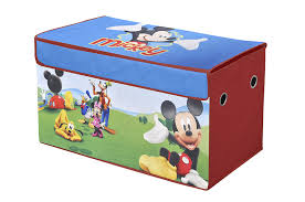 Mickey Mouse Clubhouse Bedroom Decor Amazon Com Disney Mickey Mouse Clubhouse Collapsible Storage