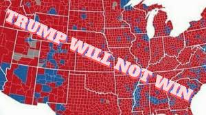 Election Maps Are Telling You Trump Won U0027t Win Funniest Before And After Clips Of Liberals