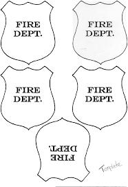 kindergarten printable hat templates fireman hat template http