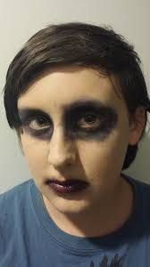marilyn manson makeup welcome to zombiekid com