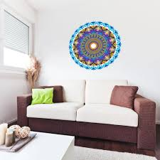 Blogs For Home Decor Aztec Mandala Vinyl Wall Art Sticker For Home Decor Interior