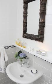 Floating Sink Shelf by 11 Ikea Bathroom Hacks New Uses For Ikea Items In The Bathroom