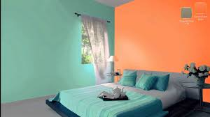 peach paint color for living room with asian paints red colour