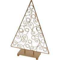 decorated ceramic christmas tree ten thousand villages canada