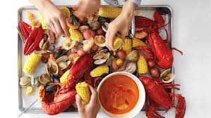 Seafood Recipes For Entertaining Martha by Stove Top Clambake Recipe Martha Stewart