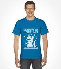 hanukkah shirts happy hanukkah t rex shirt israeli t