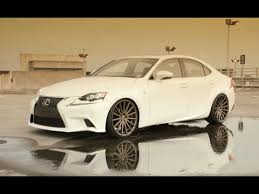 2014 lexus is250 wheels 2014 lexus is250 f sport vossen 20 vfs2 concave wheels rims