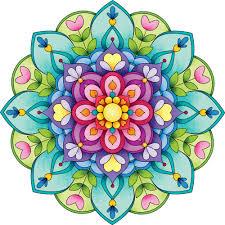 resultado imagen mandalas colores fondos