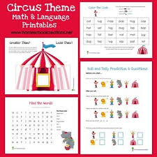 79 best pre k circus theme crafts worksheets images on pinterest