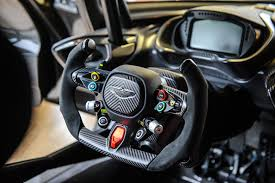 aston martin steering wheel ultra rare aston martin vulcan on display in superyachts com