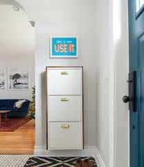 Ideas For Shoe Storage In Entryway 15 Ikea Hack Ideas For Your Small Entryway Small Entryways