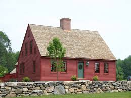 New England Home Interiors by Cape Cod House Plans New England