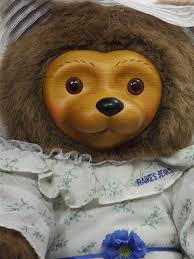 Wooden Faced Teddy Bears Bear Robert Raikes Carved Wooden Face Hands And 50 Similar Items