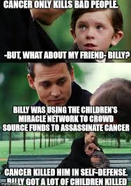 Memes Cancer - fun with cancer imgflip