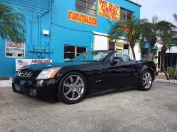 cadillac xlr black 2006 cadillac xlr black limited edition 2dr convertible in