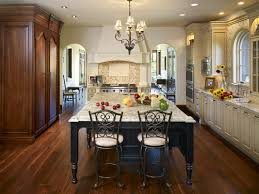 Dining Room Armoire by Refrigerator Armoire Is On The Left And Island That Looks Like A