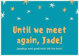 farewell card template word farewell card expin radiodigital co