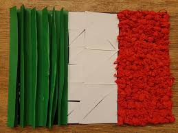 Flag Of Itali Learning About Italy Cake And Eat It 3