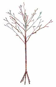compare nordstrom at home large global folk wire yarn tree more