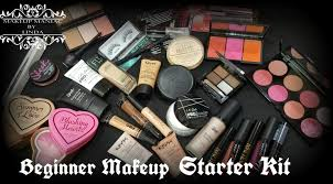 beginner makeup starter kit must haves of a beginner youtube