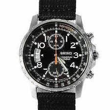 watches chronograph s seiko chronograph watches used ebay