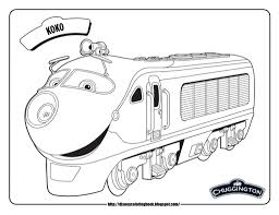 chuggington coloring pages fablesfromthefriends com