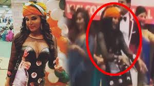 modi dress leaked rakhi sawant in pm narendra modi dress