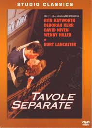 Separate Tables Film Recensione U201ctavole Separate U201d Usa 1958 Di Delbert Mann U2013 Road