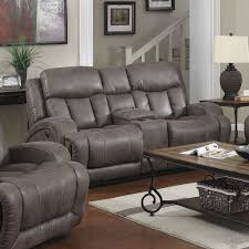 Loveseat With Recliner Morgan Creek Power Reclining Loveseat U2013 Jennifer Furniture