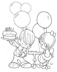 precious moments coloring pages bing images sellos