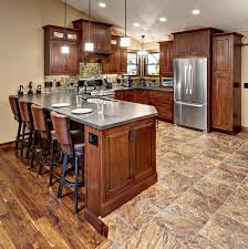 kitchen cabinets cherry finish the kitchen cabinets are the fairmont inset style from cliqstudios