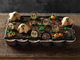 pull apart graveyard cupcakes recipe