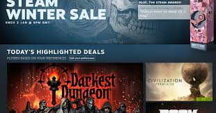 steam black friday 2017 the best steam winter sale deals including fallout 4 and