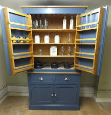 the tennyson handmade bespoke painted kitchen larder kitchen