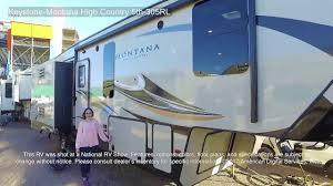 montana travel trailer floor plans keystone montana high country 5th 305rl youtube